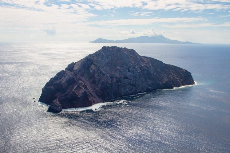 Redonda from the air